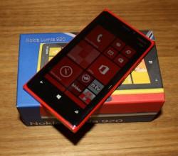 Nokia Lumia 920 Gewinnspiel