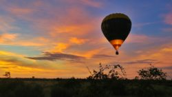 Ballooning in Okavango Delta_Wilderness Safaris