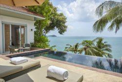 Amatara Resort _ Wellness View from Ocean Pool Villa