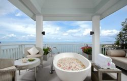Amatara Spa - Treatment Suite Overlooking the Bay