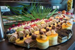 Aqualux  Dessertbuffet LR