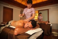 Amatara Spa - Couple Massage