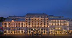 Corinthia Hotel St Petersburg Nacht