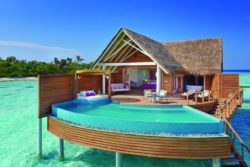 Milaidhoo Maldives water pool villa