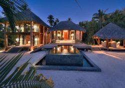 TAHITI. TETIAROA. HOTEL BRANDO.©-Eric-Martin