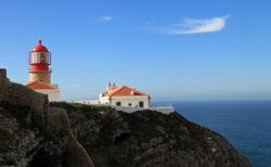 Cabo de São Vicente - südwestlichsten Zipfel Europas