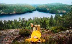 Outdoorfans fuer eine aktive Finnland-Auszeit Mai 2017 gesucht