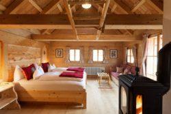 Schlafzimmer Sennhütte (2)