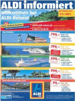 Titel ALDI Flyer Januar 2007